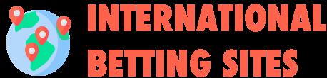 International Betting Sites